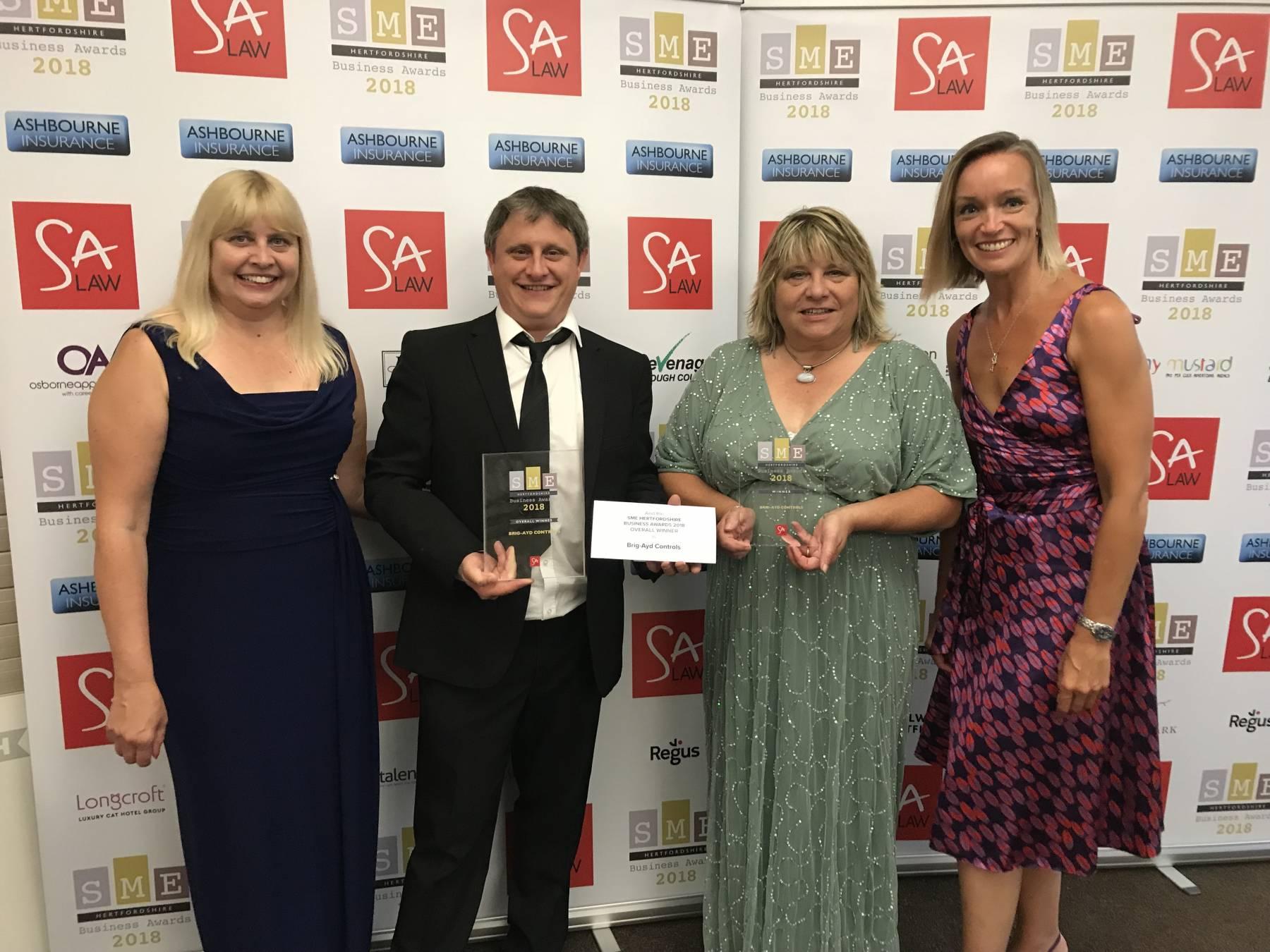 SME Business Award Winners